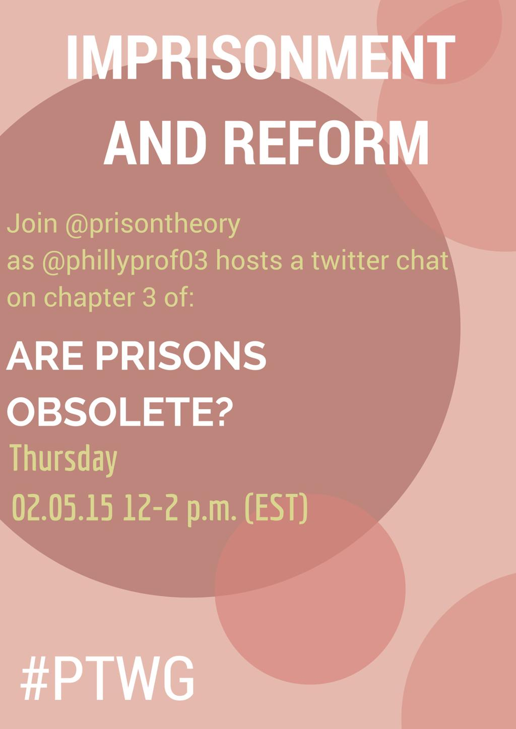 "are prisons obsolete Week 13 discussion prompt: global prisons and 69 thoughts on "" week 13 discussion prompt: global prisons and abolition in ""are prisons obsolete""."